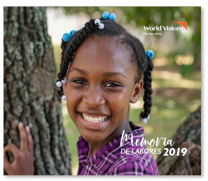 VISUAL PORTADA- WORLD VISION MEMORIA 2019-08-08